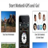 Download MotionX GPS Cell Phone Software